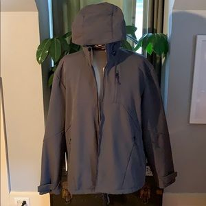 Champion XXl jacket with lining. Fits small
